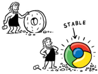 Google Chrome 5 versión beta ya es estable para Mac OS X y Linux