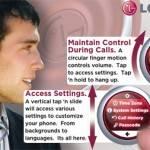 LG crea un Teléfono Móvil llevado a su mínima expresión