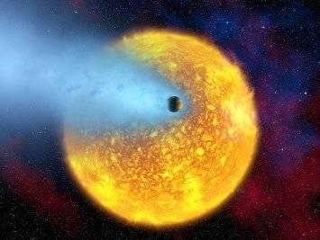 evapoplanet