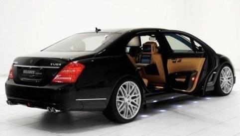 Mercedes Car2