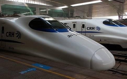 Tren Chino AV