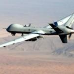 Aviones no tripulados vigilan la frontera EE.UU. con México