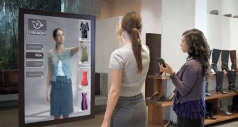 Tecnología de la realidad aumentada