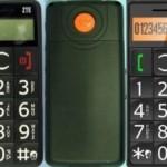 ZTE S302, un teléfono para personas de la tercera edad