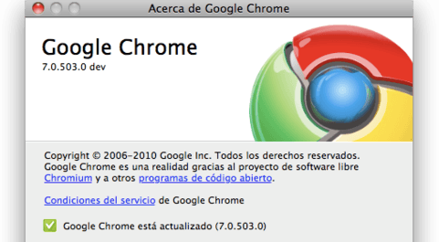 Google Chrome V.7