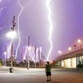 El poder tormenta electrica
