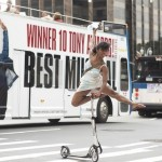 Jordan Matter: Dancers among us