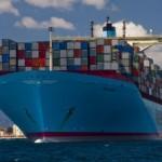 El Barco portacontenedor más grande y ecológico del mundo