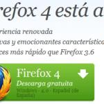 Firefox 4: Algunas razones para descargar y usar