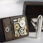 Gemelos USB con estilo Steampunk para espías muy elegantes