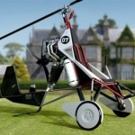 Fliege-Supergiro: Una singular aeronave para volar al mejor estilo