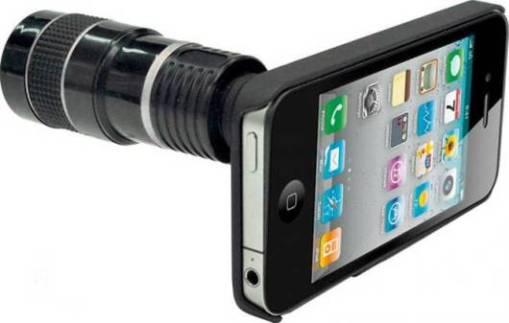 lentes 8x para iphone4