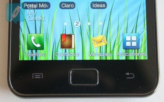 Descargar Manual de Usuario del Samsung Galaxy S II
