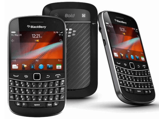 BlackBerry Bold 9900 4G