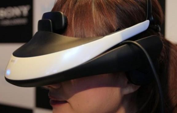 Sony presentará sus modernas gafas 3D en noviembre