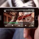 El Samsung Galaxy S II en un video oficial en HD
