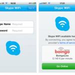 Skype lanza servicio de Internet WiFi prepago