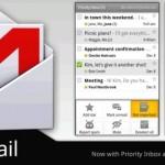 Actualización de Gmail para sistema operativo Android