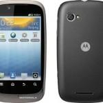 Motorola XT531: Nuevo smartphone a un precio asequible