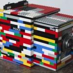 Legotron Mark I, una cámara fabricada íntegramente con legos