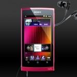 Sony Walkman Z: reproductor multimedia con pantalla de 4,3 pulgadas, Tegra 2 y Gingerbread