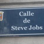 Steve Jobs tendrá una calle con su nombre en Madrid
