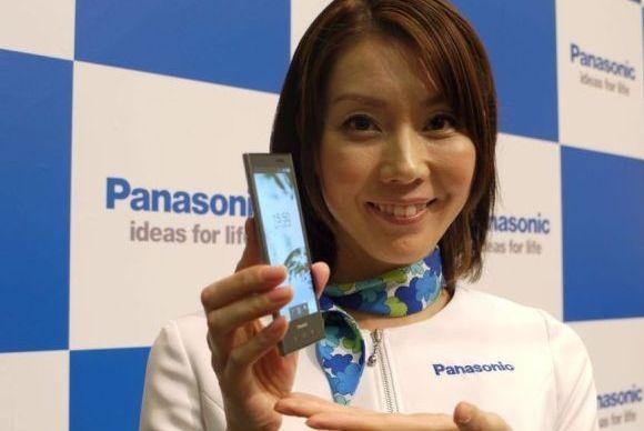 Nuevo smartphone de Panasonic que promete llegar a Europa en 2012