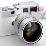 Leica M9-P en color blanco edición limitada llega al Japón