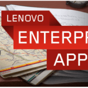 Lenovo Enterprise App Shop