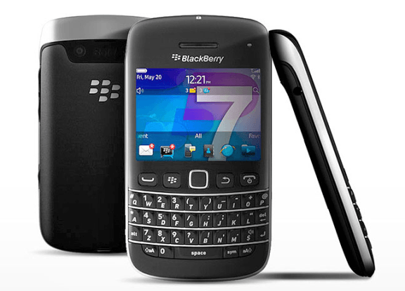 El nuevo Blackberry Bold 9790