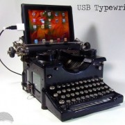 USB TYPEWRITER 2