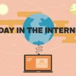 Infografía: Lo que sucede en un día normal en internet
