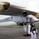 Avión Solar realiza su primer viaje intercontinental