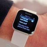 Sony le añade un reproductor musical a su smartwatch