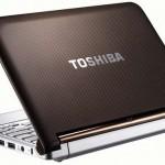 Toshiba deja de fabricar netbooks para los EE.UU.