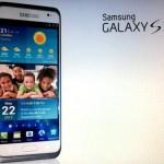 El manual de usuario del Samsung Galaxy S3