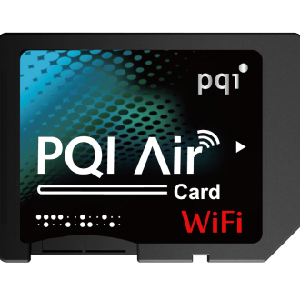 Tarjeta SD Air Card expandible con Wi-Fi