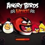 Rovio lanza su nuevo juego Angry Birds Heikki