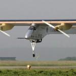 Avión Solar Impulse cumplió su primer viaje intercontinental