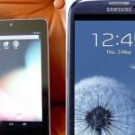 """Google y Samsung sumarían fuerzas para crear una """" super tableta"""""""
