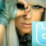 Lady Gaga, primer personaje que supera los 30 millones de seguidores en Twitter