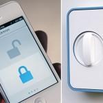 Pestillo inteligente que podrás controlar desde tu smartphone