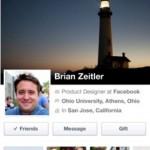 Facebook adiciona grabación de vídeo a sus aplicaciones para iPhone e iPad