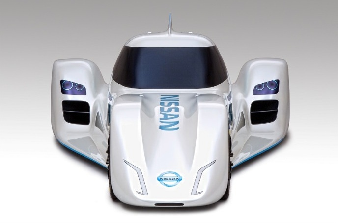 ZEOD de Nissan 2