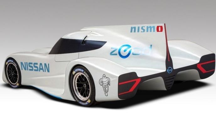 ZEOD de Nissan
