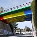 Lego puente en alemania