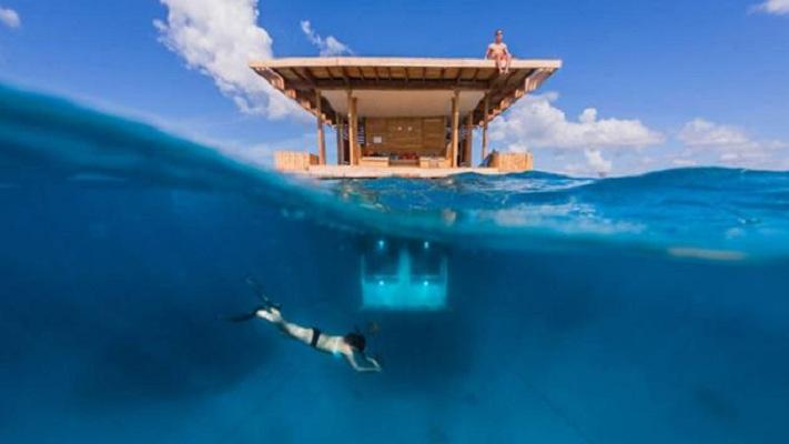 El Manta Resort de la isla de Pemba 2