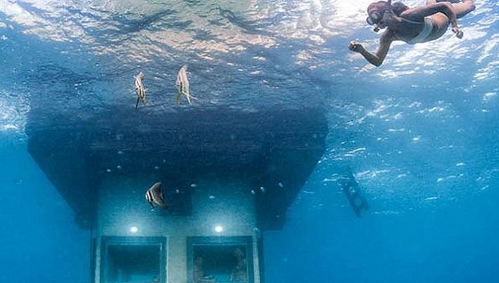 El Manta Resort de la isla de Pemba 3