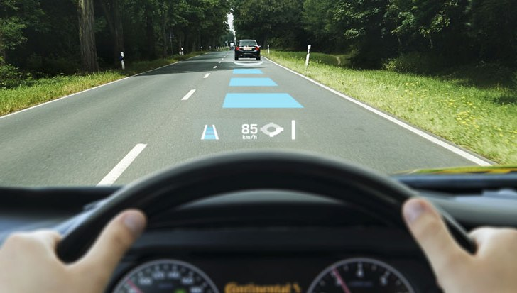 AR-HUD Head-up Display