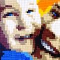 imagen con piezas lego